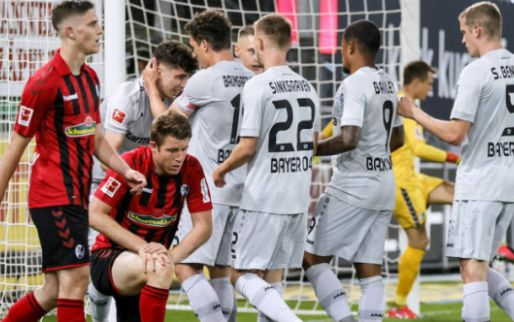 Afbeelding: Bevlieging Havertz houdt worstelend Leverkusen op Champions League-koers