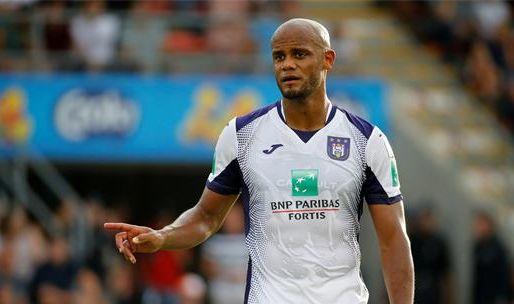'Kompany (34) weet tot wanneer hij aan de slag blijft als speler bij Anderlecht'