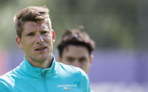 PSV strikt Schaars: 'Voelt fijn om terug te zijn, ik kijk er naar uit'
