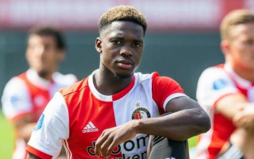 'Afscheid bij Feyenoord. Touré na zeven seizoenen weg uit Rotterdam'