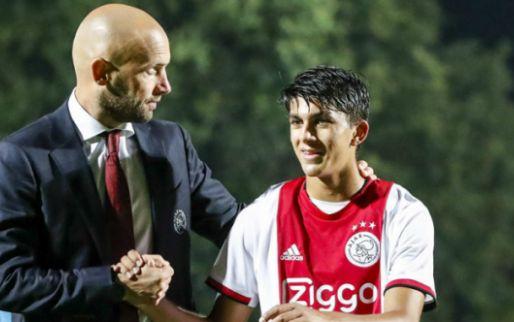 'Bij Ajax zei iedereen tegen me: faka, Josh? Ik dacht dat ze me uitscholden'