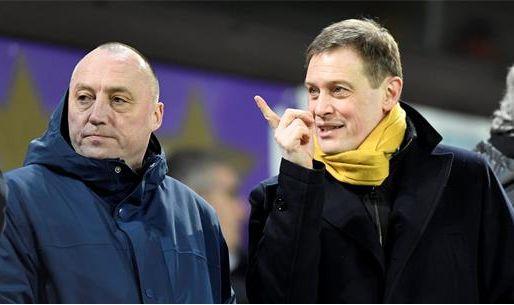 'Vandenhaute volgt Coucke op bij Anderlecht, al moet Raad van Bestuur fiat nog geven'