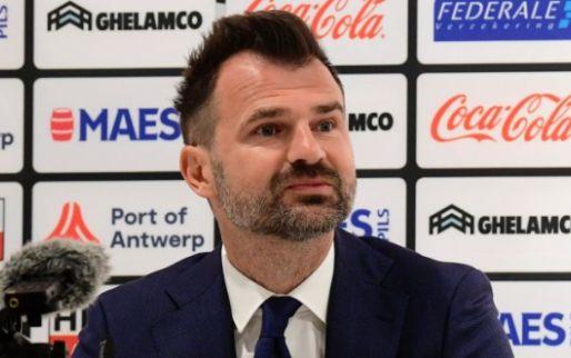 Antwerp komt na voorstelling van Leko meteen met transferplannen
