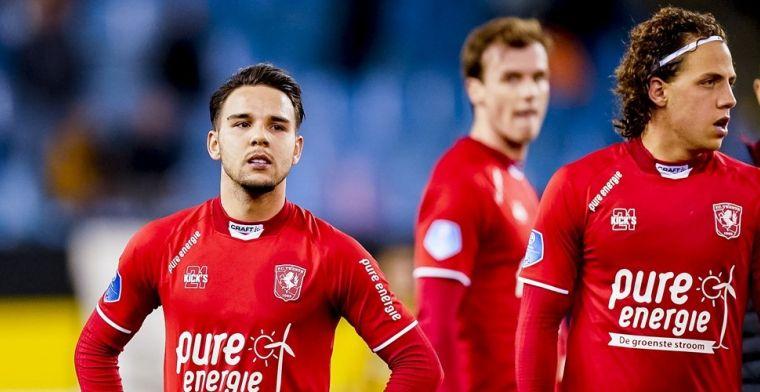 Twente ziet bui hangen en wil streep door Eredivisie-jaar: 'Scheelt ons drie ton'