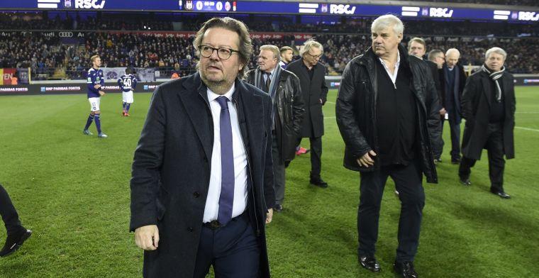 Coucke krijgt een bijzonder slecht rapport: Anderlecht is verdwaald