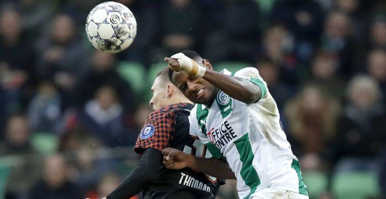 'Transfer naar Premier League lonkt voor FC Groningen-uitblinker Zeefuik'