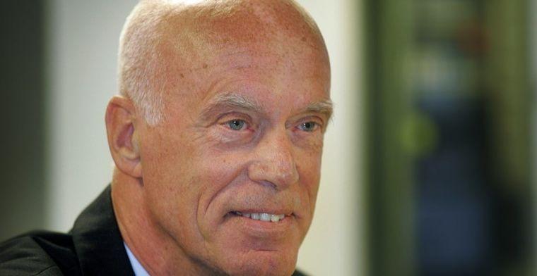 Van den Herik waarschuwt: 'Als de UEFA zich niet gedraagt, gebeurt het gewoon'