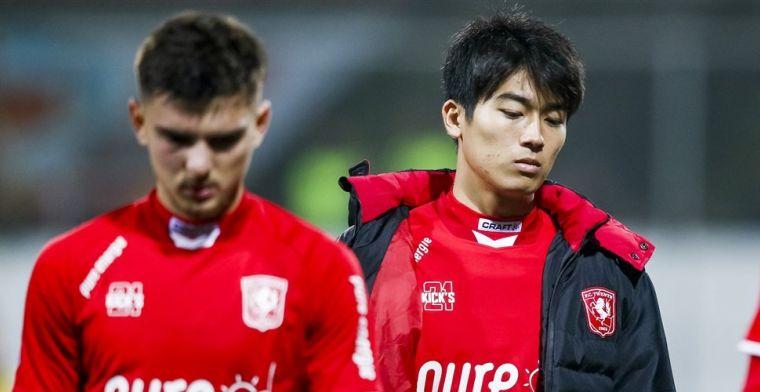 'FC Twente halveert huurperiode van weggehoonde aanvaller'
