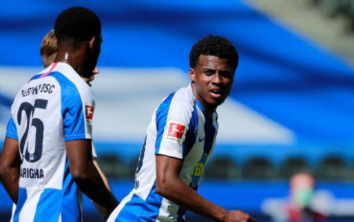 Afbeelding: Dilrosun belangrijk bij Hertha, Klaassen pakt drie belangrijke punten met Werder