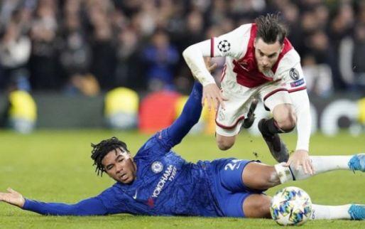 Chelsea legt bod bij Ajax neer voor Tagliafico