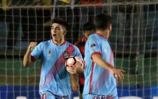 Argentijnse geruchten: 'Club Brugge en Genk strijden om Argentijnse middenvelder'