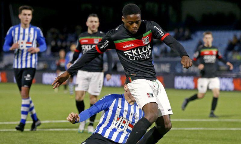 Afbeelding: 'Volgende club in de race voor NEC-smaakmaker Musaba: Ligue 1-avontuur lonkt'