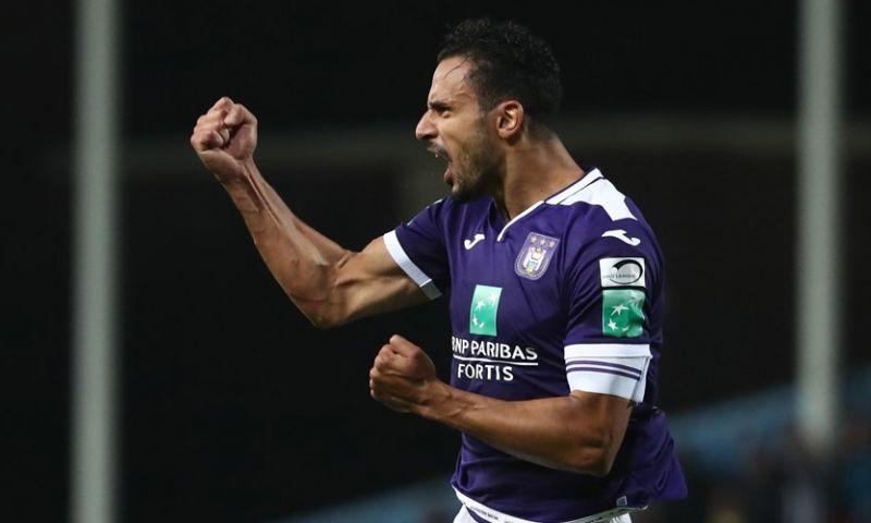 Afbeelding: Antwerp, Anderlecht of Club Brugge? Martinez praat over transfer Chadli