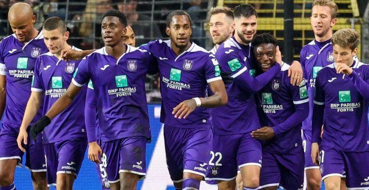 Anderlecht tempert verwachtingen: Nog geen grootse dingen verwachten