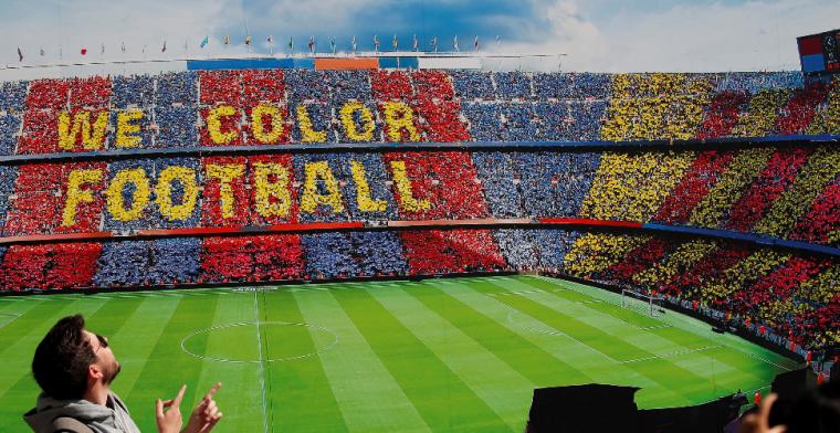 'FC Barcelona neemt besluit en stuurt helft van de scouts weg'