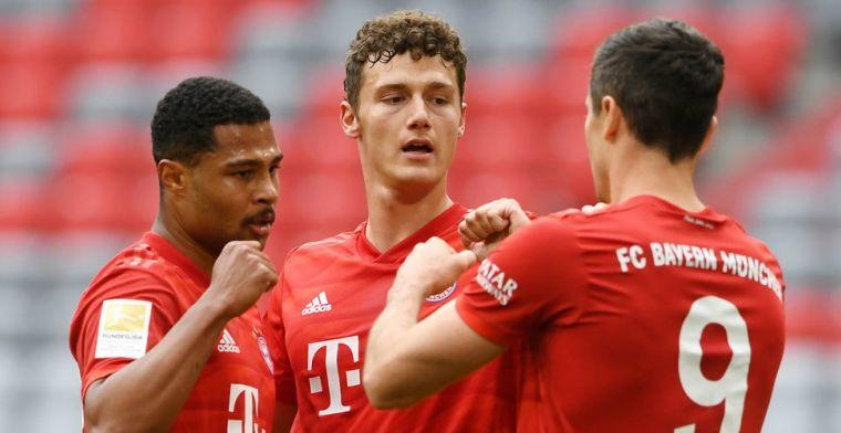 Bayern dendert met prachtige goals over Düsseldorf heen en verstevigt koppositie