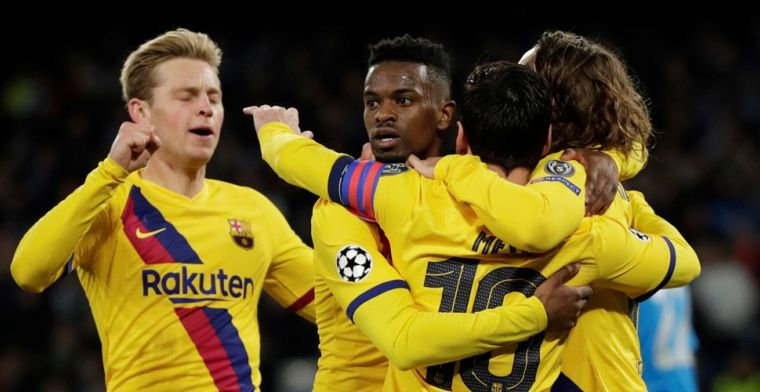 'Fans vanaf nieuwe seizoen weer welkom in Spanje, vanaf 2021 volle stadions'