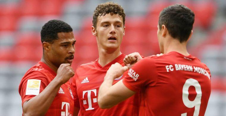 LIVE: oppermachtig Bayern zet volgende stap naar achtste titel op rij (gesloten)