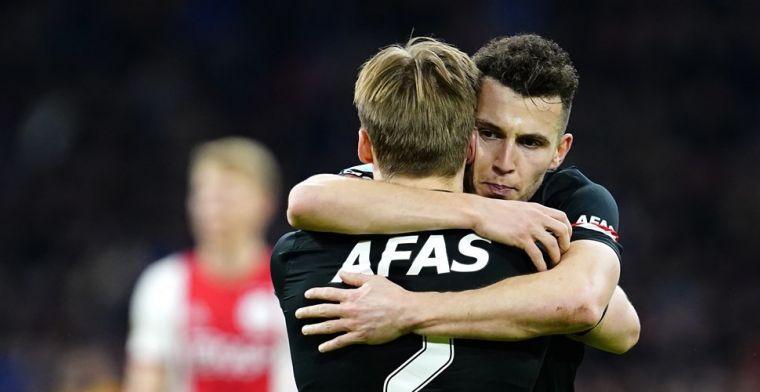 Idrissi: 'We gaven nauwelijks kansen weg tegen Ajax en creëerden er zelf zeven'
