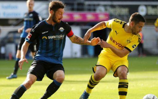 Afbeelding: LIVE: Dortmund komt na rust tot leven en maakt er zes (!) in Paderborn (gesloten)
