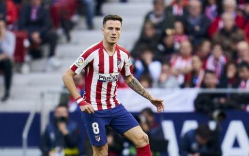 Update: Atlético-fans halen opgelucht adem: geen transfer, wel nieuwe club Saúl