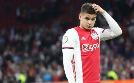 'Ajax kan Marin (ex-Standard) al na één seizoen van de hand doen'