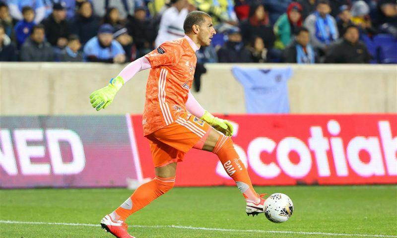 Afbeelding: Doelman heeft Messi-clausule in contract: 'Ik kan alleen terug als Messi tekent'