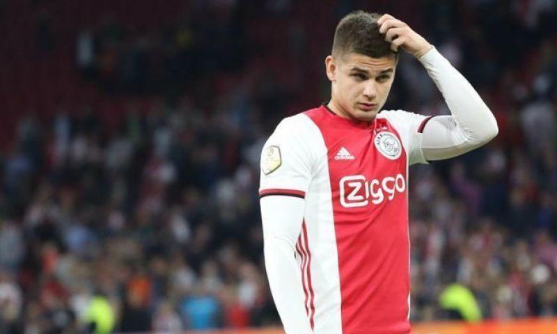 Afbeelding: 'Ajax kan Marin (ex-Standard) al na één seizoen van de hand doen'