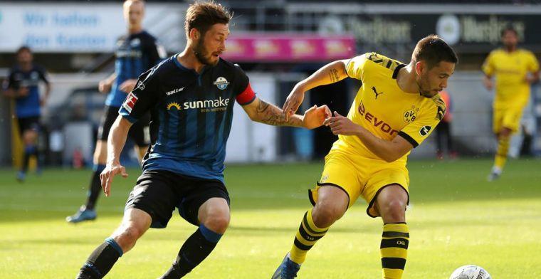 LIVE: Dortmund komt na rust tot leven en maakt er zes (!) in Paderborn (gesloten)
