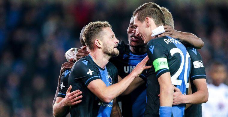 Club Brugge neemt na zeven jaar afscheid van vader en zoon Dalewyn