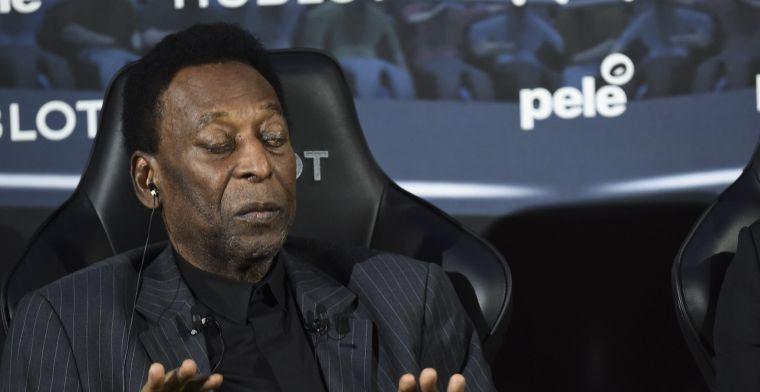 Beerschot blikt terug op bezoek van Pele: 'Het Kiel werd overrompeld'