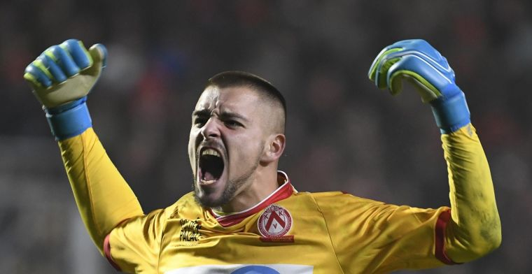 'Moeskroen mag dankzij Lille hopen op doelman van KV Kortrijk'