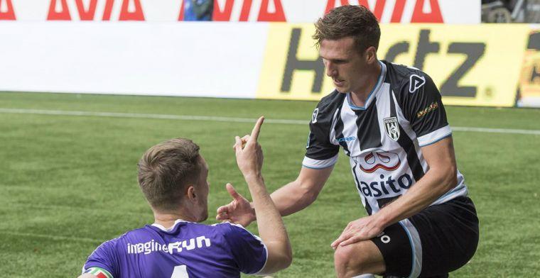 'Ik speel altijd. Dat vertrouwen voelde ik in Nederland alleen bij FC Dordrecht'