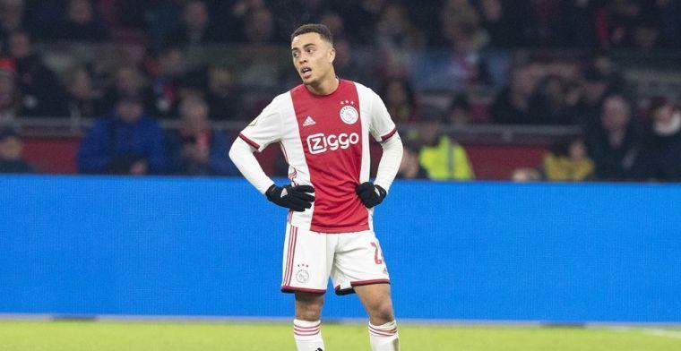 'Kamp-Dest praat met geïnteresseerd PSG: Ajax wacht op openingsbod'