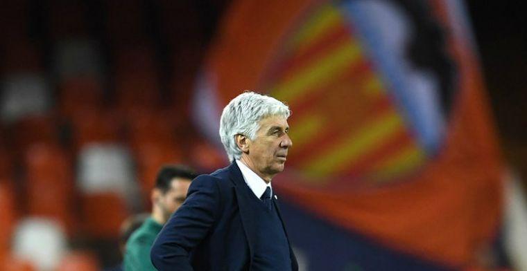 Woedend Valencia klimt in de pen na onthullingen Atalanta-trainer: 'Verbijsterend'