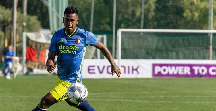 'Transfervrije Tapia kan Feyenoord verlaten voor nummer zeventien van Spanje'
