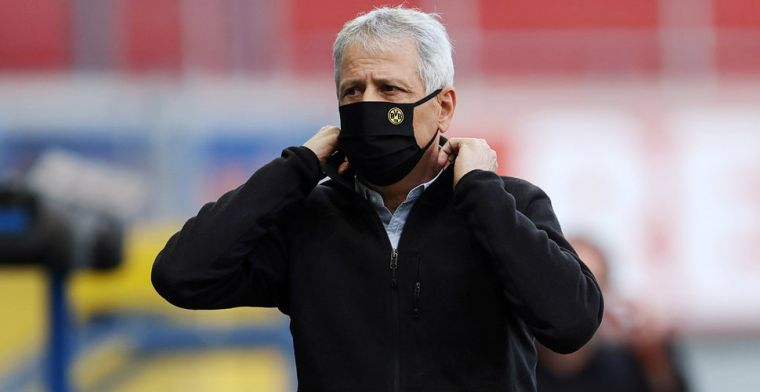 Dortmund in één helft van 0-0 naar 1-6: 'Ik heb halverwege maar één zin gezegd'