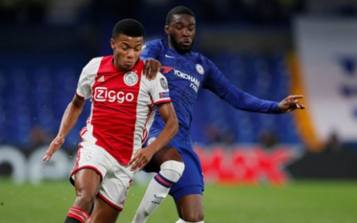 Milan zoekt contact met zaakwaarnemer Neres