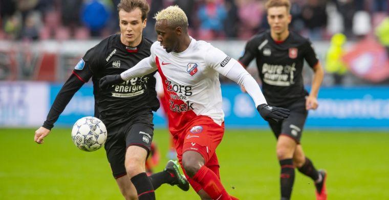'Standard richt het vizier op Franse flankaanvaller van FC Utrecht'