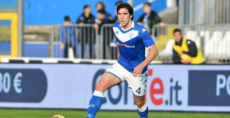 'Inter zo goed als rond met Brescia-parel: middenvelder tekent voor vier jaar'