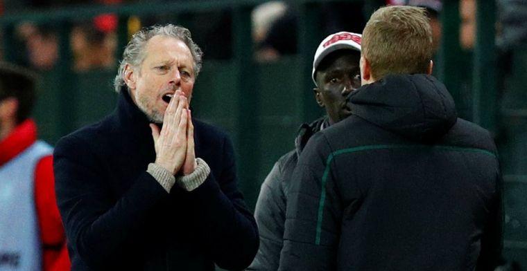 Update: 'Preud'homme stopt na twintig jaar als trainer, maar blijft bij Standard'