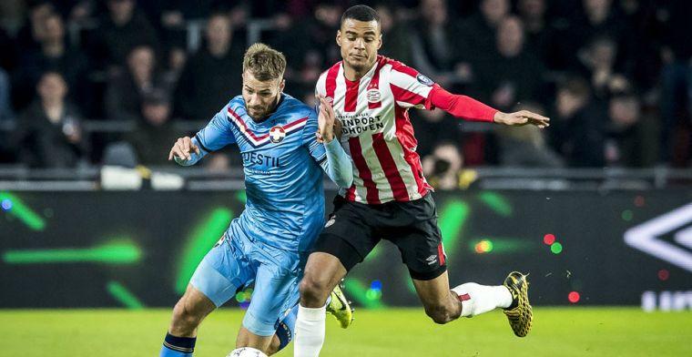 PSV, RKC, Willem II, NAC en TOP Oss doen mee aan onderzoek: 'Wat kunnen we doen?'