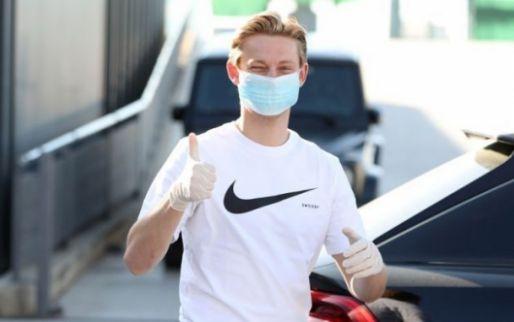 'Zeven positieve tests bij FC Barcelona na terugkeer van coronapauze'