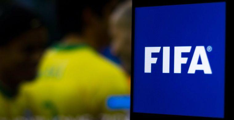 KNVB hoopt op 'flexibele' FIFA: 'Dat vinden we uiteraard geen wenselijk scenario'