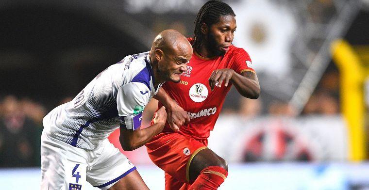 Mbokani flirt met Anderlecht: Nieuwe bestuurders mogen me altijd bellen