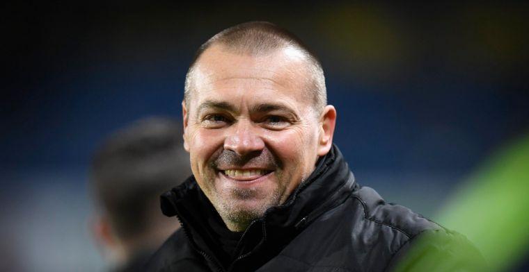 Het was nooit de bedoeling dat Kostic coach zou worden bij STVV