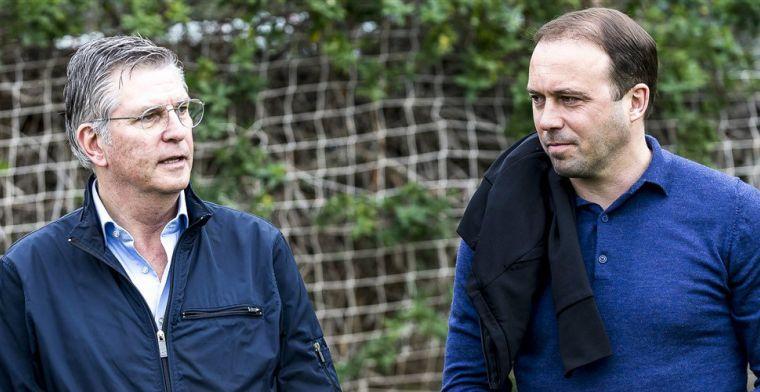 Van Geel maakt schema komend seizoen bekend: 'Half september competitievoetbal'