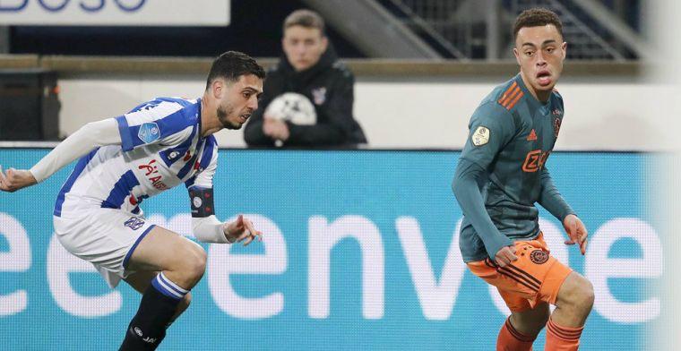 'Paris Saint-Germain zet Dest in de wachtkamer: Lazio-back eerste keus'