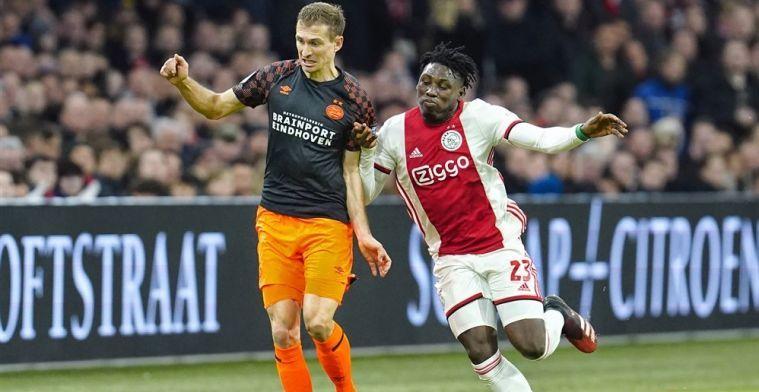 Schwaab: 'Dat is écht belangrijk voor PSV, anders kan het ook gevaarlijk zijn'