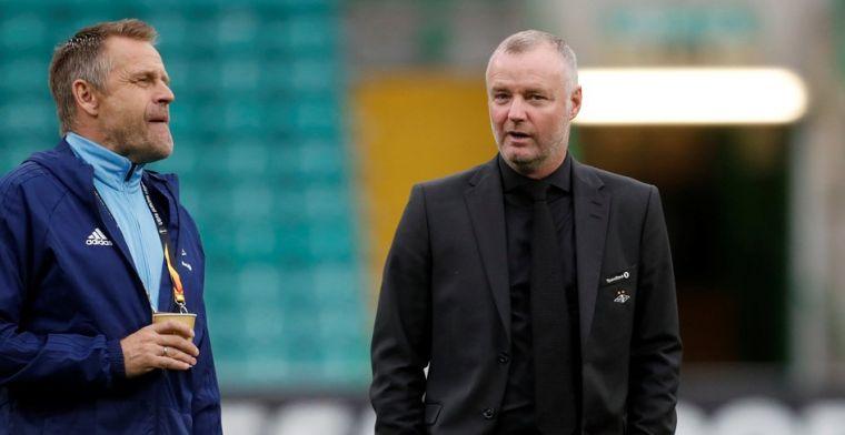 'Feyenoord schakelt door na Kuyt-afzegging en meldt zich in Noorwegen'
